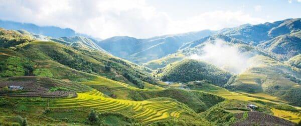 Städte in Vietnam Sapa