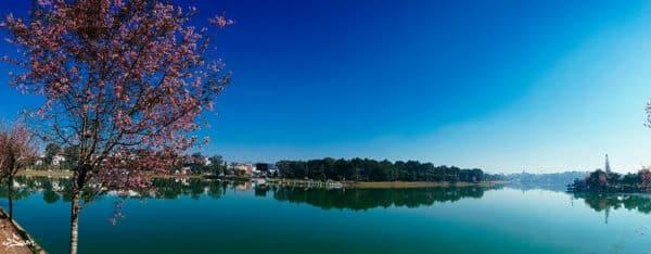 Xuan Huong See - Da Lat Sehenswürdigkeiten